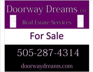 Real Estate for Sale information by Doorway Dreams LLC